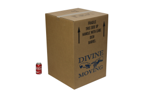 Picture of moving box