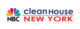 Logo of NBC clean house